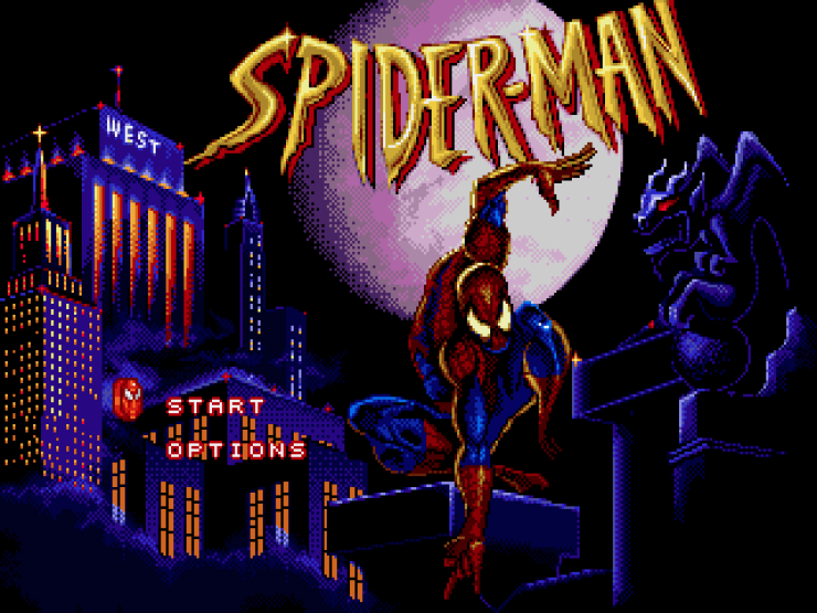 Spider-Man (Acclaim) (Beta)