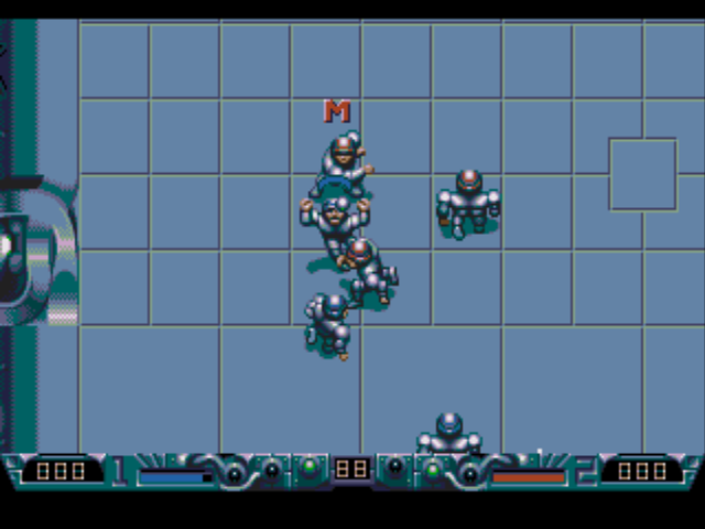 Speedball 2 - Brutal Deluxe on sega