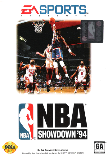 NBA Showdown '94 (Beta)