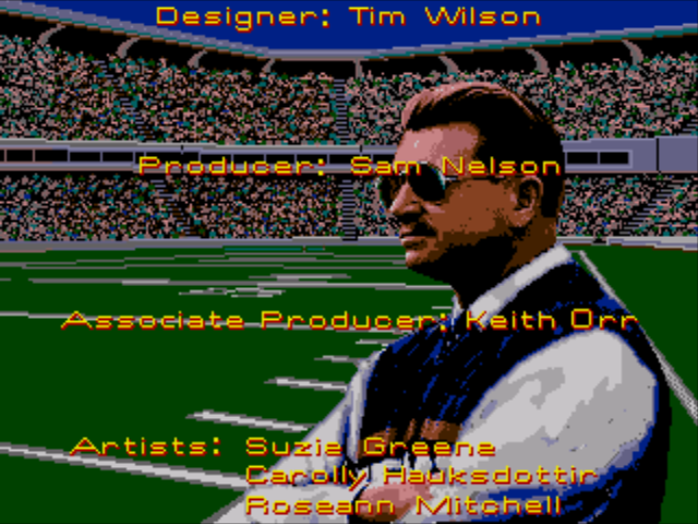 Mike Ditka Power Football (Alt)