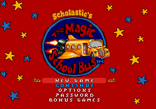 Magic School Bus, The