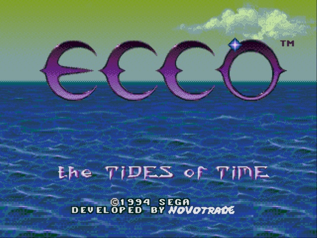 Ecco - The Tides of Time (Beta)