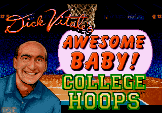 Dick Vitale's 'Awesome, Baby!' College Hoops