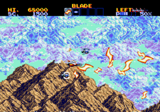 Thunder Force IV (Europe)