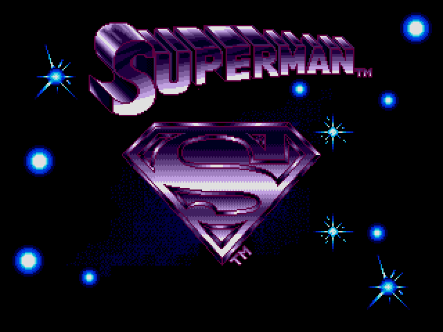Superman - The Man of Steel (Europe)