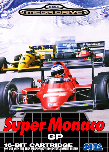 Super Monaco GP (World) (En,Ja) (MPR-13250)
