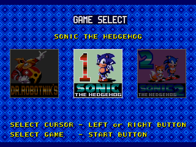 Sonic Compilation (Europe)