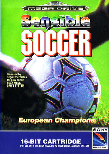 Sensible Soccer (Europe) (En,Fr,De,It) (Beta) on sega