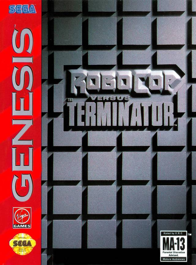 RoboCop Versus The Terminator (Europe) on sega