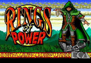Rings of Power (USA, Europe)