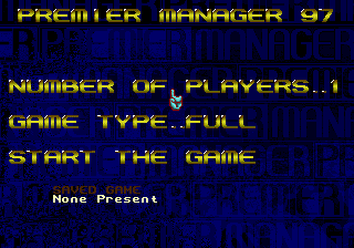 Premier Manager 97 (Europe)