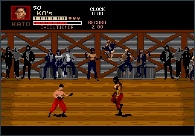 Pit-Fighter (World) (October 1991)