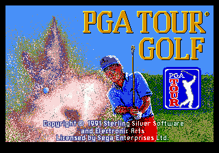 PGA Tour Golf (USA, Europe) (v1.2)