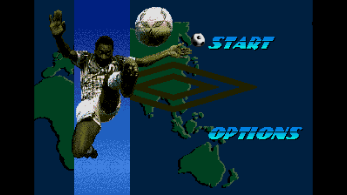Pele II - World Tournament Soccer (USA, Europe)