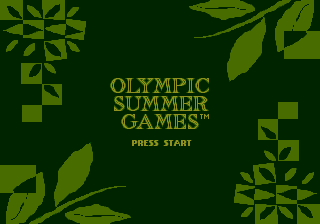 Olympic Summer Games (USA, Europe)