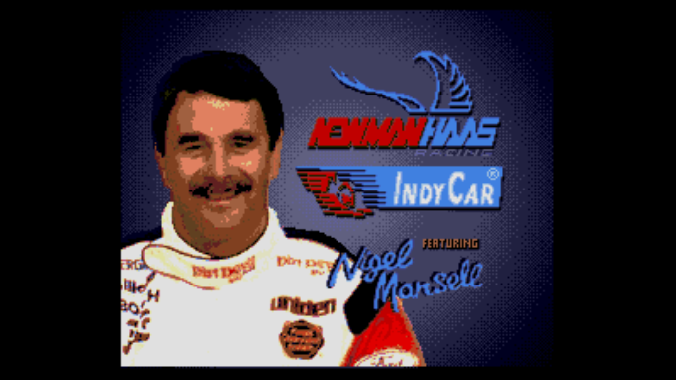 Newman Haas Indy Car Featuring Nigel Mansell (World)