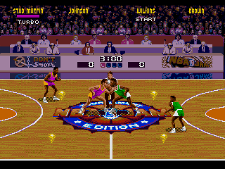 NBA Jam Tournament Edition (World)