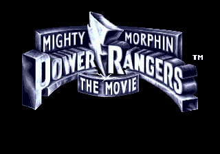 Mighty Morphin Power Rangers - The Movie (Europe) on sega