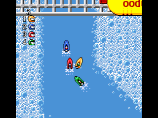 Micro Machines (USA, Europe)