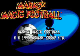 Marko's Magic Football (Europe) (En,Fr,De,Es) on sega