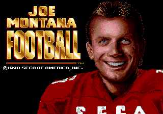 Joe Montana Football (World)