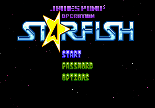 James Pond 3 - Operation Starfish (USA, Europe)