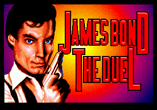 James Bond 007 - The Duel (Europe) on sega