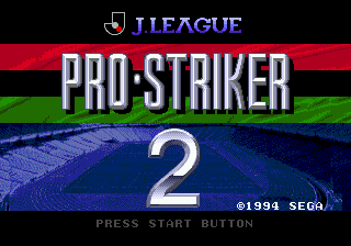 J. League Pro Striker 2 (Japan)