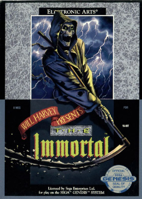 Immortal, The (USA, Europe)