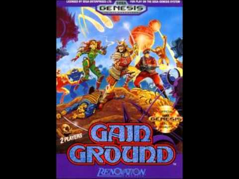 Gain Ground (World) (Alt)