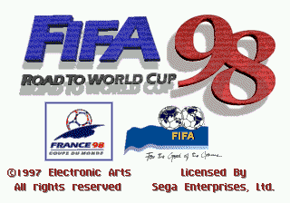 FIFA 98 - Road to World Cup (Europe) (En,Fr,Es,It,Sv)