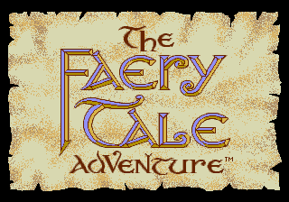 Faery Tale Adventure, The (USA, Europe)