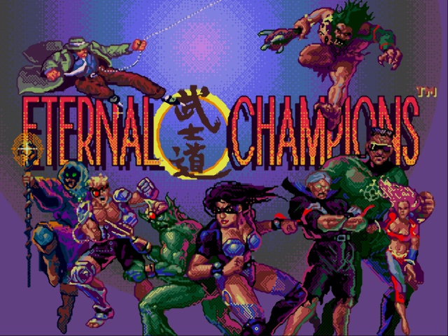 Eternal Champions (Europe) (Beta)