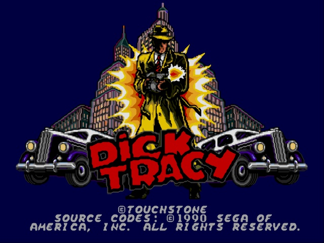 Dick Tracy (World)