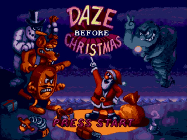 Daze Before Christmas (Australia)