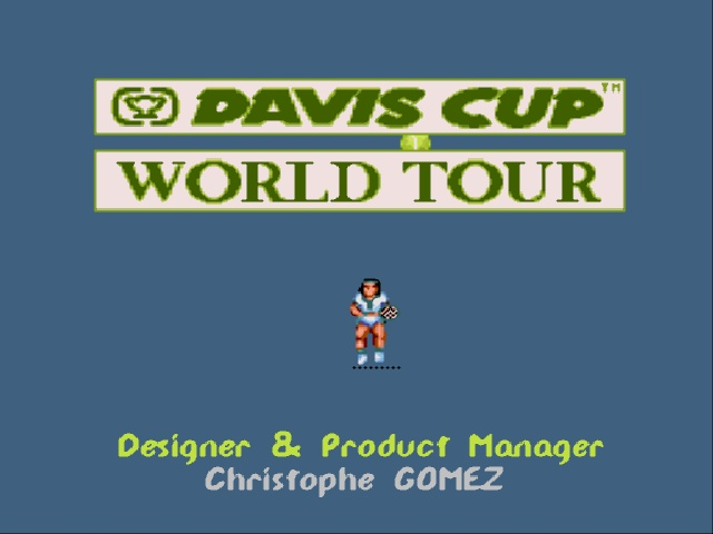Davis Cup World Tour (USA, Europe) (June 1993)