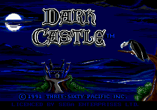 Dark Castle (USA, Europe)