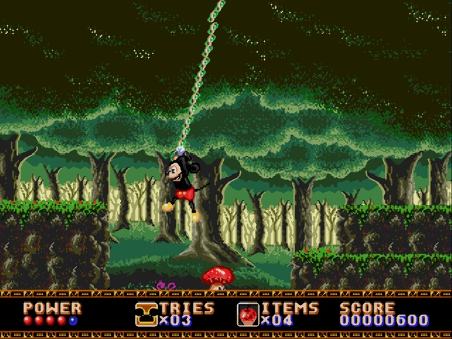 Castle of Illusion - Fushigi no Oshiro Daibouken (Japan)