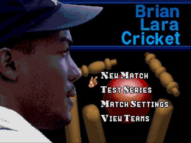 Brian Lara Cricket (Europe) (March 1995)