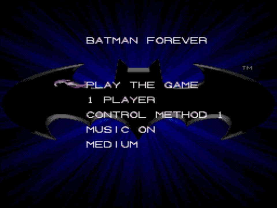 Batman Forever (World)