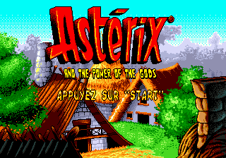 Asterix and the Power of the Gods (Europe) (En,Fr,De,Es) Game