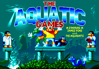 Aquatic Games Starring James Pond and the Aquabats, The (USA, Europe)