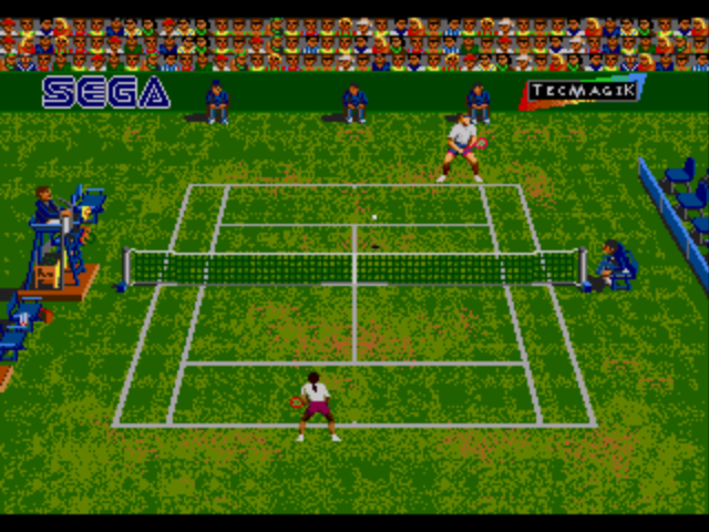 Andre Agassi Tennis (Europe) (v1.1) Game