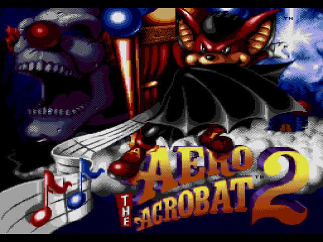 Aero the Acro-Bat 2 (Europe) on sega