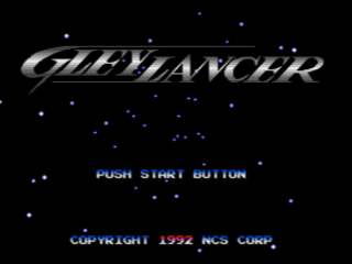 Advanced Busterhawk Gleylancer (Japan) [En by MIJET v20061023]