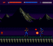 Shadow Blasters Game