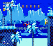 Sonic Winter Adventures (beta) – Sega Genesis (Mega Drive) Game