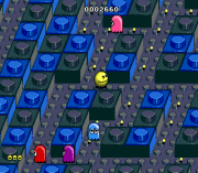 Pac-Mania Game