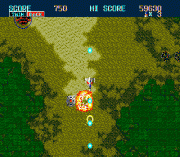 Thunder Force II Game
