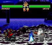 Samurai Spirits II Game